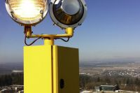 DWT-LX 2000 Rotierendes Heliport Beacon